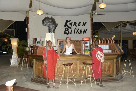 KB Karen Blixen: l'attrice Irene Splendorini al Karen