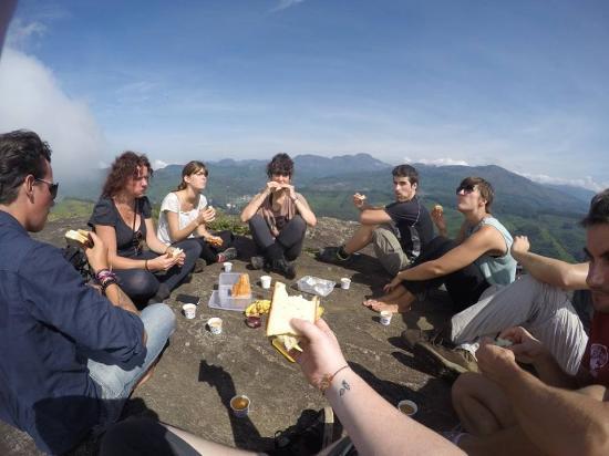 Green View Holiday Inn : Mountain breakfast