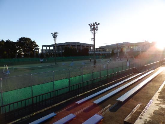 Mihara Park Tennis Court
