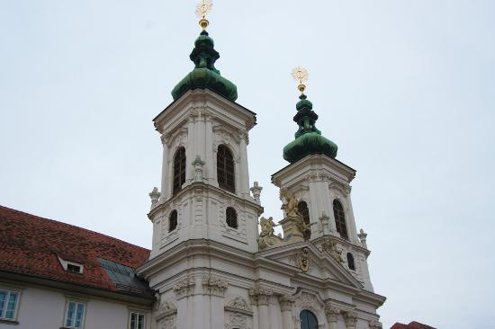 Church of Our Lady of Succor (Mariahilferkirche)