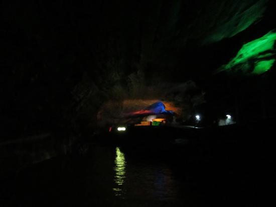 Lanxi Underground River & Cave...