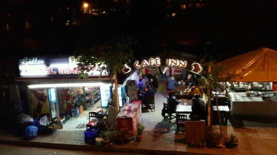 Cafe INN Bar - Patara