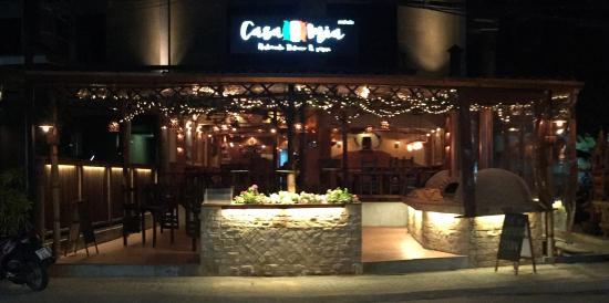 Casa Mia Restaurant & Pizza