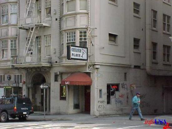 chelsea place san francisco union square restaurant. Black Bedroom Furniture Sets. Home Design Ideas