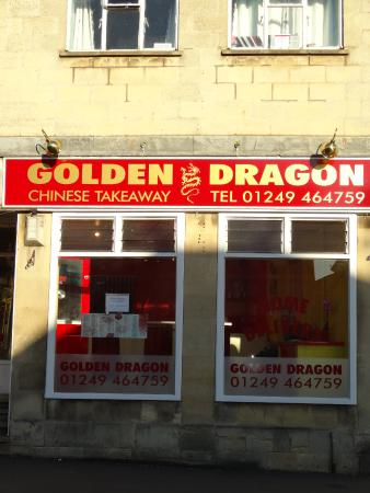 ‪Golden Dragon‬
