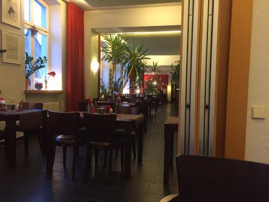 Hotel Otterberger Hof: Restaurant