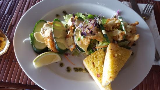 The Islander Restaurant: Кальмар