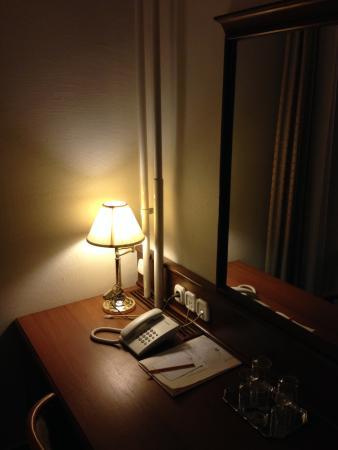 Arany Barany Hotel: Room