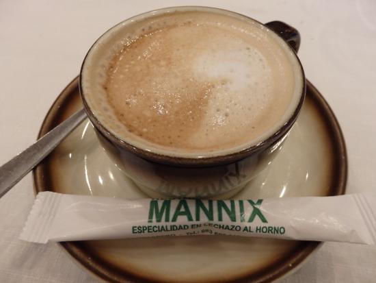 Mannix: Cafetin