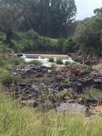 Gilgil, Кения: Waterfall