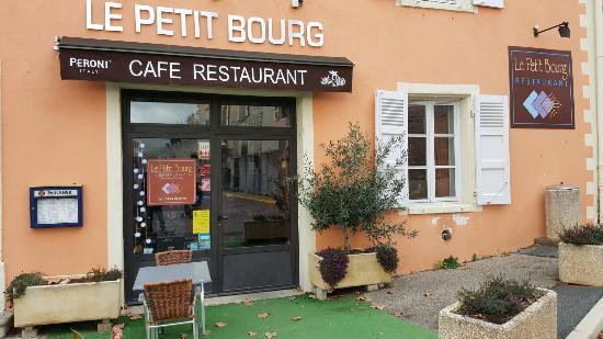 Pommiers, Франция: Le Petit Bourg