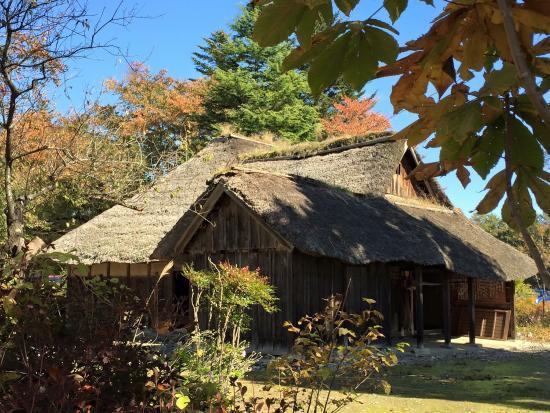 Former Residence of Yahagi