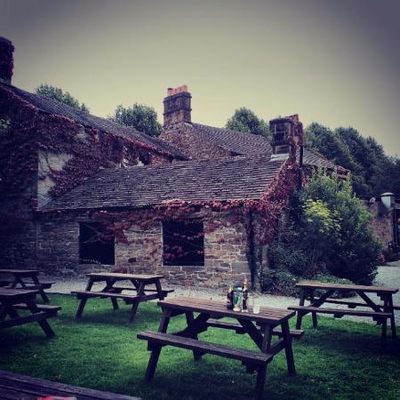 Calver, UK: The Bridge Inn