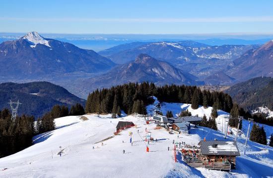 Station de Ski les Carroz