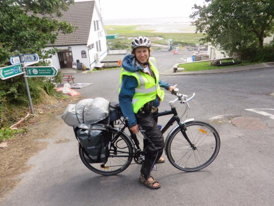 Mulranny, Irland: Dublin - Ballycroy National Park Cycle - Clifden August 2015