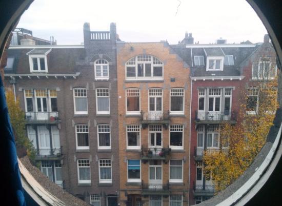 Hotel Washington: vista de la habitacion