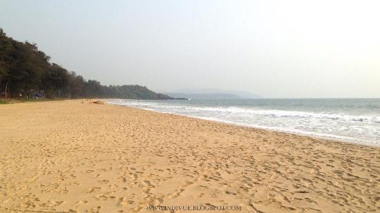 Canacona, India: Peaceful South Goa, Talpona Beach