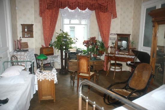 Музей-kвартира Елизаровых
