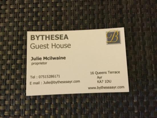 Bythesea