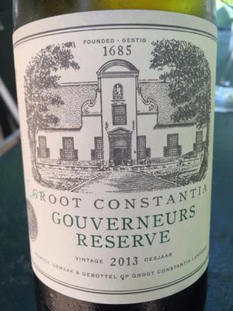 Vinho Branco reserva