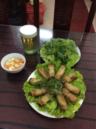 Lan Chin Draught Beer