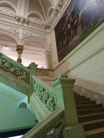 Escaleras internas - Picture of Museo de Zaragoza, Zaragoza - TripAdvisor