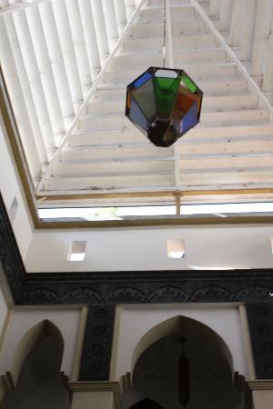 Les jardins de Riad Laarouss: Centre of hotel