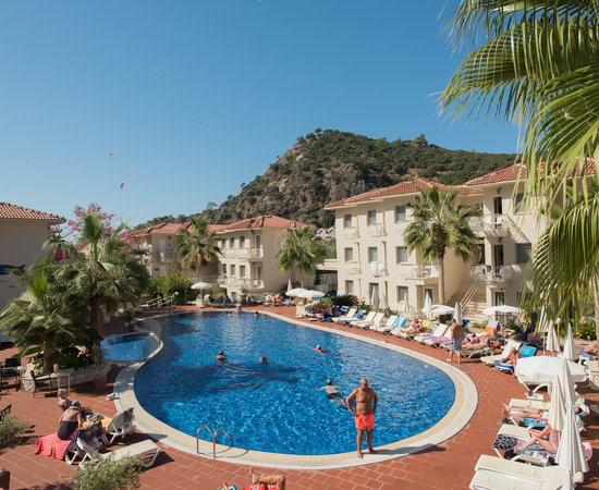 Blue Lagoon Hotel Reviews Oludeniz