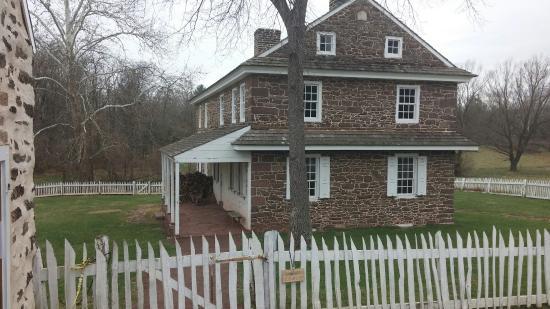 Birdsboro, بنسيلفانيا: Daniel Boone Homestead