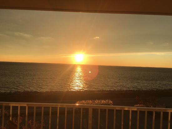 Piney Point, Μέριλαντ: A beautiful sunset!