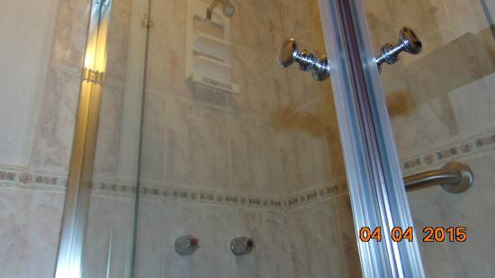 Chicago Hostal: Nuestras duchas