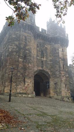 Gate house of Lancaster Castle