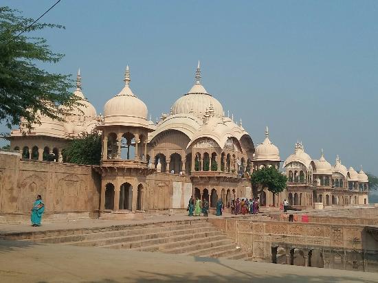 Mathura, Indie: Kusum Sarovar