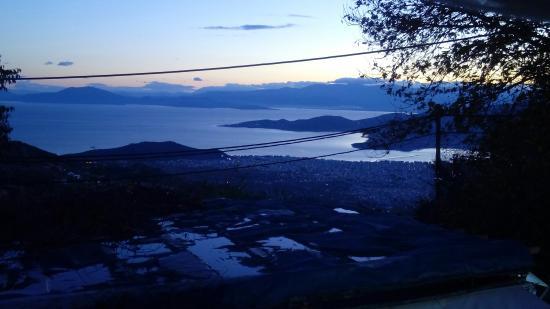 Makrinitsa, Grecia: Θεα το απογευμα!!!