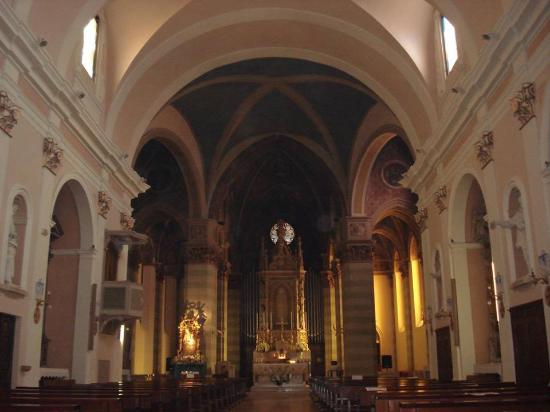 Interno Foto Di Chiesa San Domenico Recanati Tripadvisor