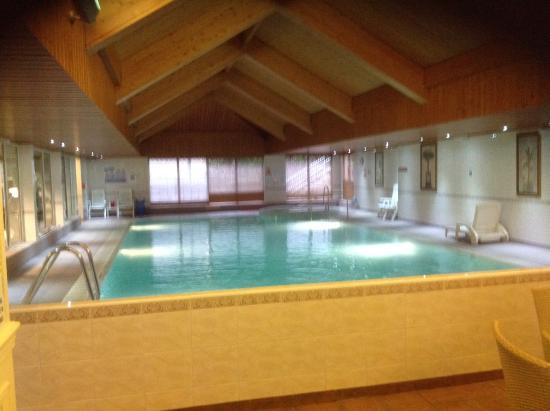 Pool Picture Of Best Western Inverness Palace Hotel Spa Inverness Tripadvisor