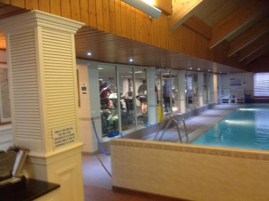 Best Western Inverness Palace Hotel Spa Pool And Gym