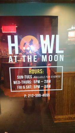 Howl At the Moon INC