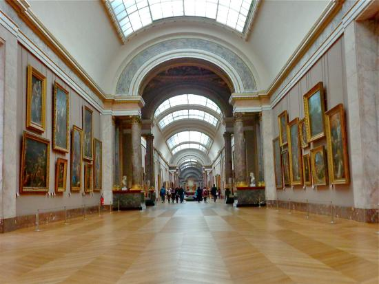 Napol on i photo de mus e du louvre paris tripadvisor for Le louvre interieur