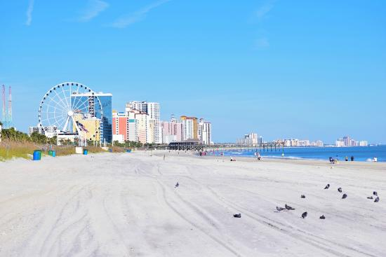 view from the boardwalk promenade picture of holiday. Black Bedroom Furniture Sets. Home Design Ideas
