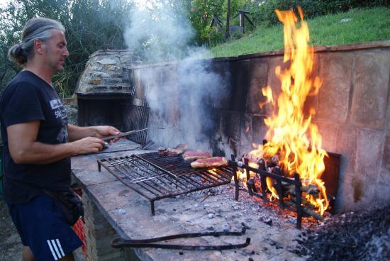 Le Buche: Steak Florentina