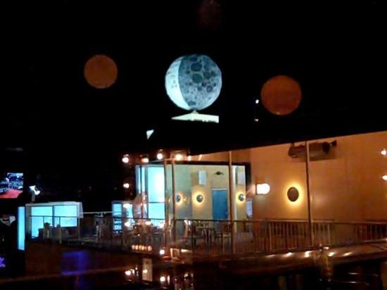 Moonrise Hotel Rooftop Terrace