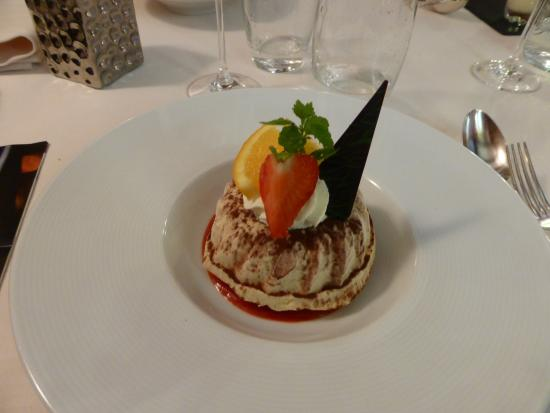 Westhalten, Prancis: Kougelhopf glacé