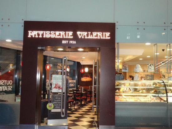 Patisserie Valerie: Рай для Сладкоежек