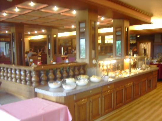 HK-Hotel Der Jaegerhof: restaurant