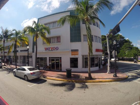 Paseo Por Washington Avenue South Beach Picture Of Miami