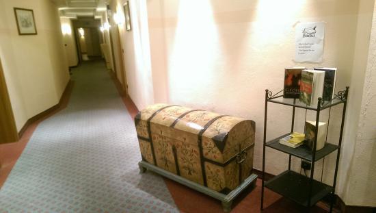 Rehau, Deutschland: Hallway