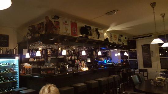 Brouwershaven, Países Bajos: De bar