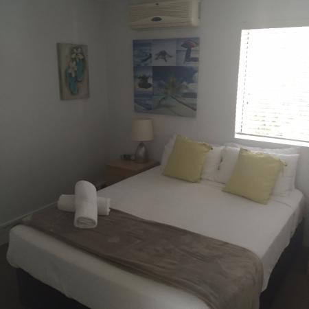Noosaville, Αυστραλία: second bedroom