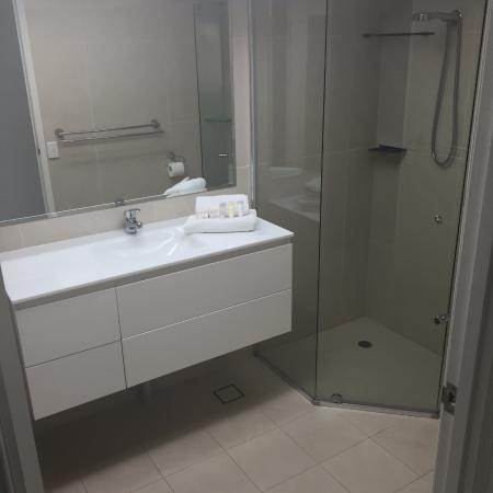 Noosaville, Αυστραλία: bathroom